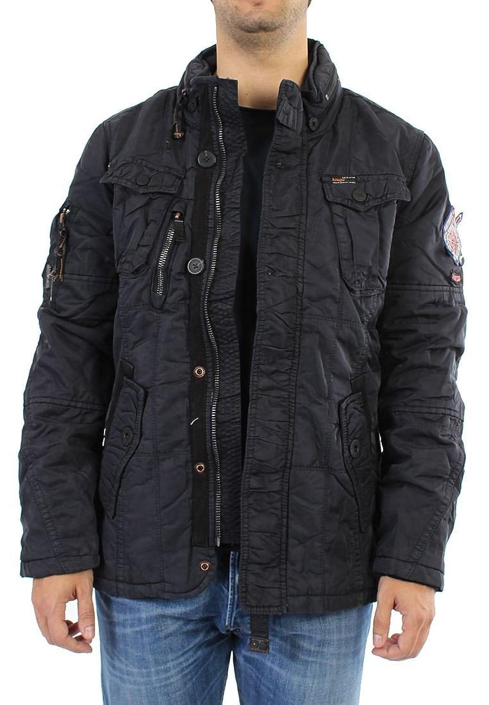 Khujo Jacke Men – MALIC – Navy günstig online kaufen