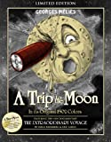 61qyDj5XgCL. SL160  A Trip to the Moon Restored (Limited Edition, Steelbook)  [Blu ray]