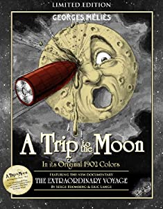 A Trip to the Moon Restored (Limited Edition, Steelbook)  [Blu-ray]