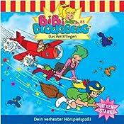 Das Wettfliegen (Bibi Blocksberg 65)   Ulli Herzog, Klaus-Peter Weigand