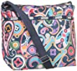 LeSportsac Small Cleo Cross Body,Decadence,One Size