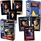 Star Trek Card Game And Next Gen Playing Cards Set Enterprise Crew