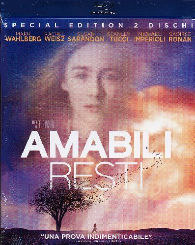 Amabili resti (special edition) [Blu-ray] [IT Import]