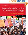 Research Methods for Community Change...