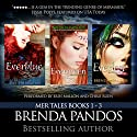 Mer Tales Box Set (Books 1-3) Audiobook by Brenda Pandos Narrated by Erin Mallon, Chris Ruen