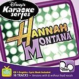 Hannah Montana: Karaoke From the Hit TV Show