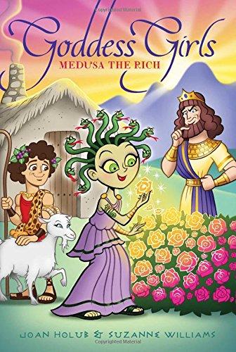Medusa the Rich (Goddess Girls (Paperback))