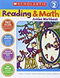 Reading & Math Jumbo Workbook: Grade 2