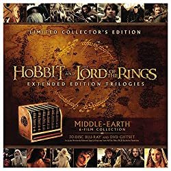Middle Earth UCE (BD) [Blu-ray]