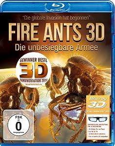 Fire Ants 3D - Die unbesiegbare Armee [3D Blu-ray]