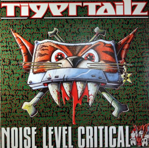 Tigertailz-Noise Level Critical-EP-FLAC-1990-mwnd Download