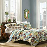 Mi-Zone Tamil Quilt Set, Full/Queen