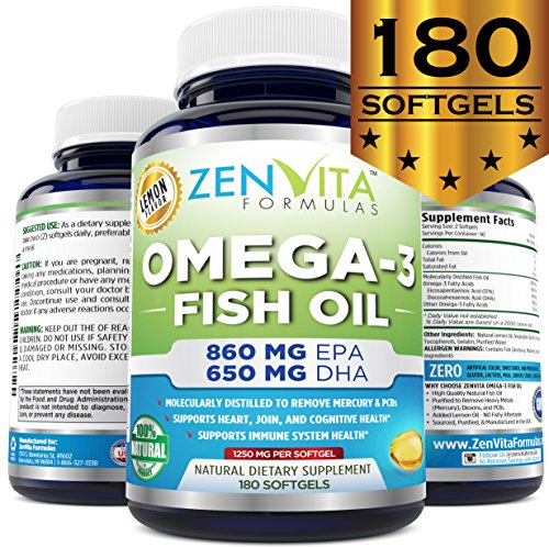 Top best 5 fish oil zenvita for sale 2016 product for Fish oil for sale