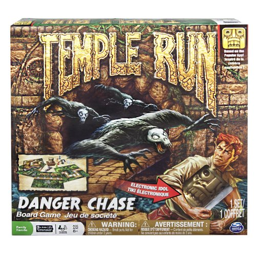 Temple Run Danger Chase Board Game