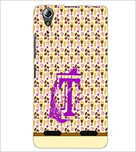 PrintDhaba GRANDbet T D-1321 Back Case Cover for LENOVO A6000 PLUS (Multi-Coloured)