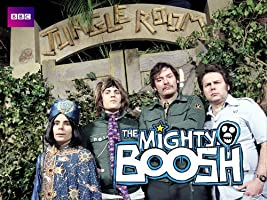 The Mighty Boosh - Season 1