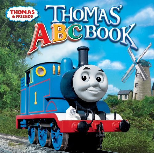 Thomas' ABC Book (Thomas and Friends) (Pictureback(R))