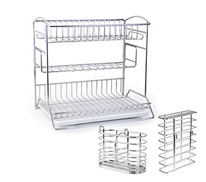 FAFZ Kitchen Racks, Kitchen Bowl Rack, Kitchen Finishing Storage Rack ( Color : 5# )