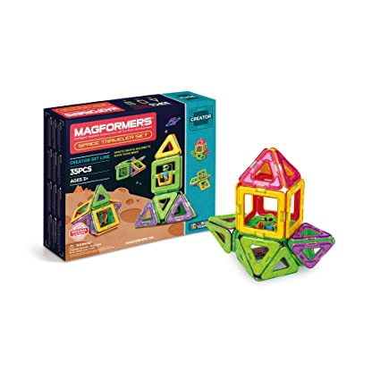 Magformers pour tablette Space Traveller Lot (35)