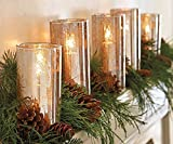 Lumiere Candle String Lights - Gold