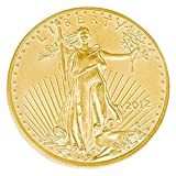 22k 1/10th Oz American Eagle Coin, Best Quality Free Gift Box Satisfaction Guaranteed
