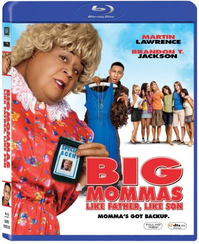 Cover art for  Big Mommas: Like Father, Like Son [Blu-ray]