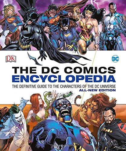 DC Comics Encyclopedia All-New…