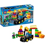Lego Duplo  10544 - Batman Jokers Ver...