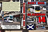 2841. Glasgow. UK. Buses. April 2014. A pleasant mix of hectic city centre shots combined with more suny scenes at the Buchanon St bus station in the afternoon
