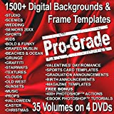 1500+ Professional Digital Photo Backgrounds and Photography Frame Templates ~ EZbackgrounds.com