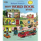 Richard Scarry's Best Word Book Ever (Giant Golden Book) ~ Richard Scarry