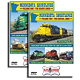 Minnesota Shortlines, 2 Volume Set, The South Lines, The Central Lines