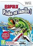 echange, troc Rapala : Partie de pêche en famille + Canne a pêche