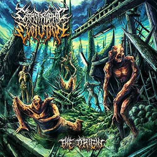 Catastrophic Evolution-The Origin-CD-2015-DiTCH Download