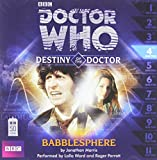 img - for Doctor Who: Babblesphere (Destiny of the Doctor #4)(Audio Theater Production) book / textbook / text book
