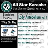 Karaoke: Lady Antebellum 1 Various Artists
