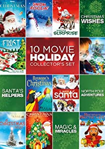 10 Film Kids Holiday Collector Set by Echo Bridge Home Entertainment