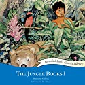 The Jungle Books I (       UNABRIDGED) by Rudyard Kipling Narrated by Flo Gibson