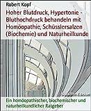 Image de Hoher Blutdruck, Hypertonie - Bluthochdruck behandeln mit Homöopathie, Schüsslersalzen (Biochemie)