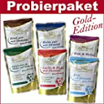 Probierpaket Gold Edition Katzen Nass...