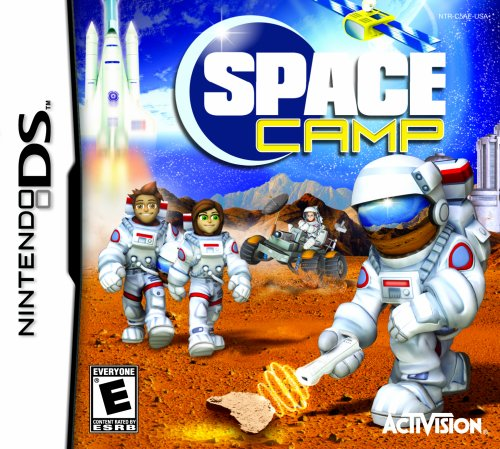 Space Camp - Nintendo DS - 1