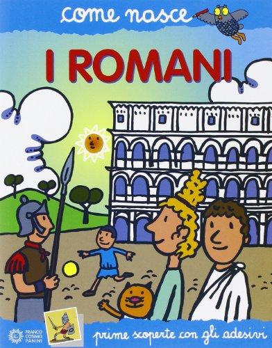 I romani Con adesivi PDF