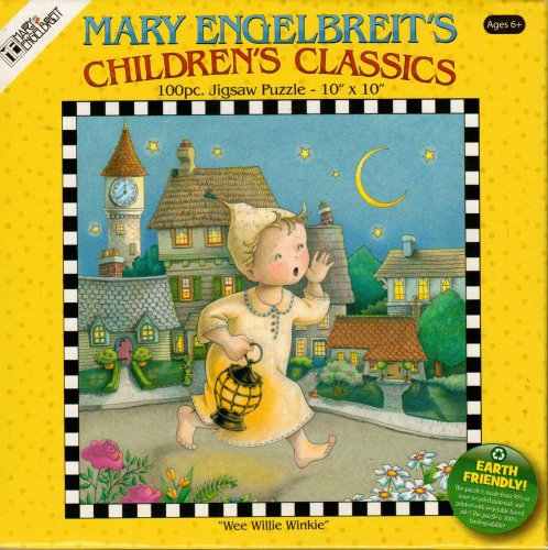 "Mary Engelbreit's Children's Classics ""Wee Willie Winkle"""