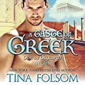A Taste of Greek: Out of Olympus, Book 3 | Tina Folsom