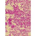 DecoPatch Lace Floral Print Paper, Pa...