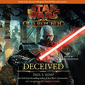Star Wars: The Old Republic: Deceived Hörbuch