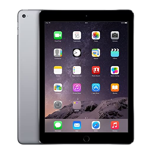 £IPAD AIR WI-FI CELL 16GB SPACEGRAY