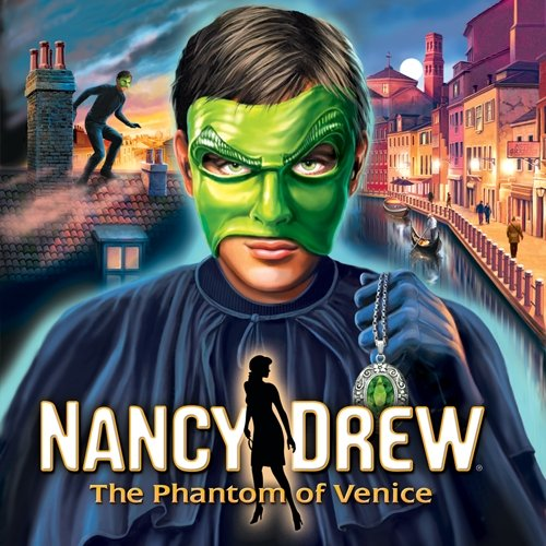 Nancy Drew: The Phantom of Venice on PC Download