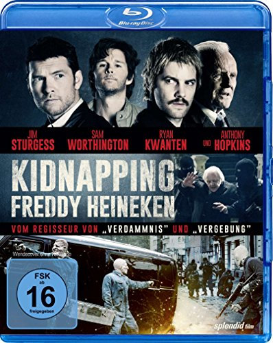 Kidnapping Freddy Heineken [Blu-ray]