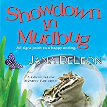Showdown in Mudbug (       UNABRIDGED) by Jana DeLeon Narrated by Johanna Parker